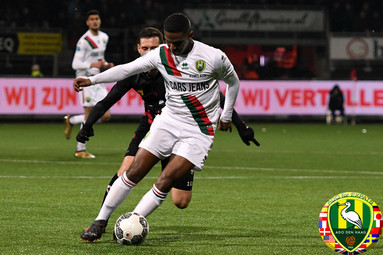 Ado Win At Excelsior The Hague Online